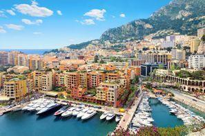 Monaco /Cap d`Ail